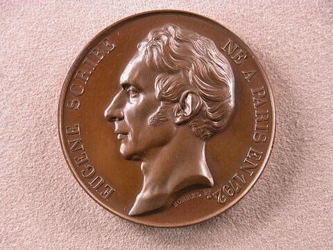 Hommage à Eugène Scribe, 1833