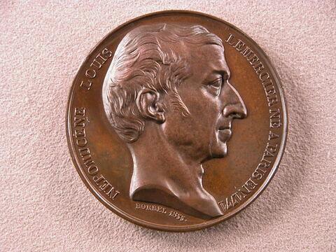 Hommage à Népomucène Lemercier, 1833