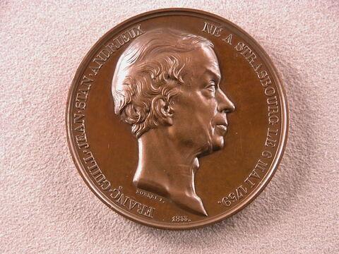 Hommage à François Andrieux, 1833