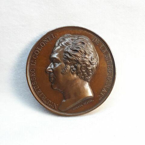 Hommage à Nicolas-Joseph Rieussec, 1836