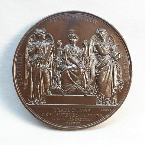 Hommage aux auteurs et traducteurs, 1825-1836