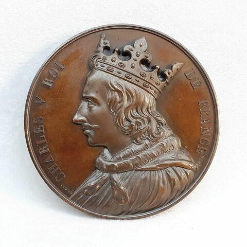 Charles V roi de France, 1836