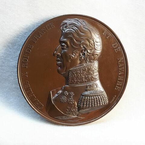 Charles X roi de France