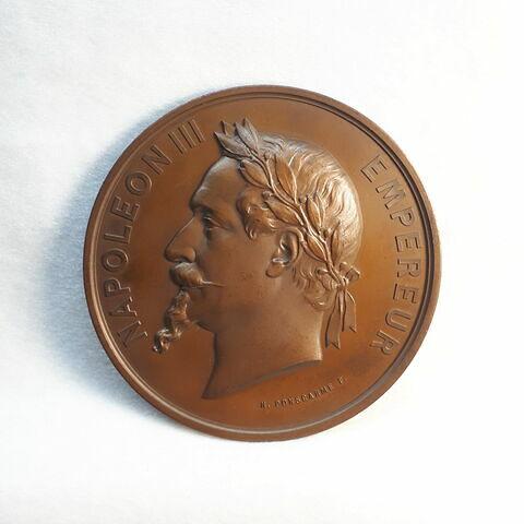 Cliché Napoléon III