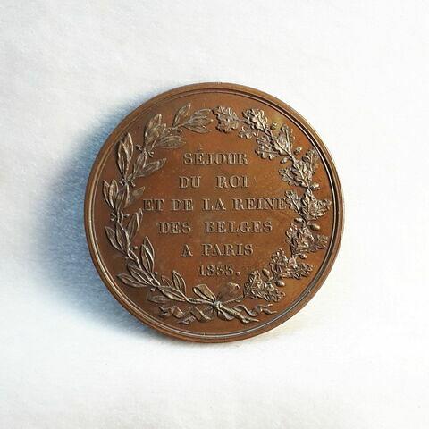 Séjour des souverains belges à Paris, 1833