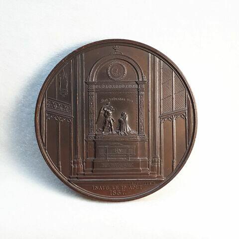 Monument élevé à la mémoire de l'archevêque de Méan, primat de Belgique, 1837