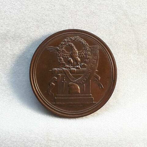 Fondation de la République romaine, 1798
