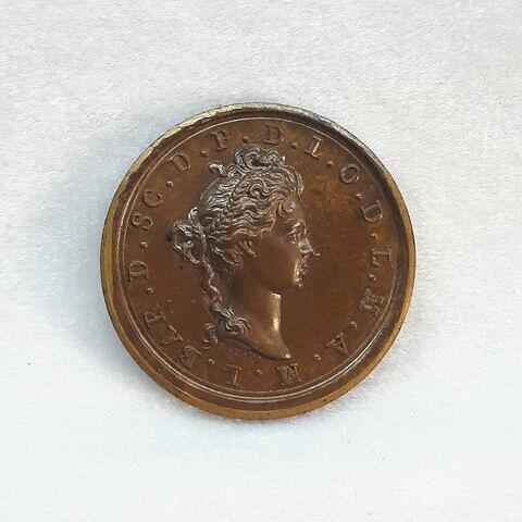 Duchesse du Maine / Ordre de la mouche à miel, 1703