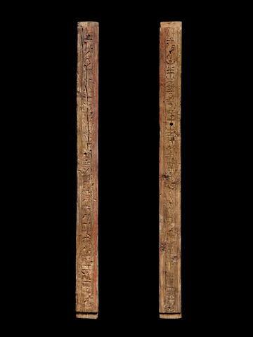 vue groupée ; vue d'ensemble ; face, recto, avers, avant © 2011 Musée du Louvre / Georges Poncet
