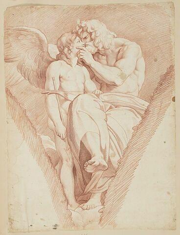 Jupiter et l'Amour