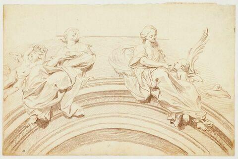 Sainte Dorothée et sainte Agathe