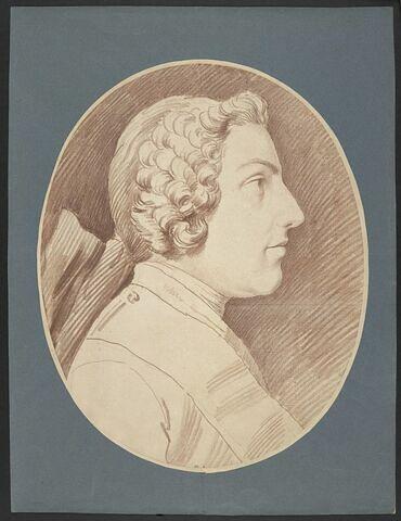 Portrait du dauphin, fils de Louis XV
