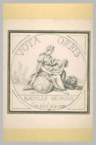 La naissance du Dauphin