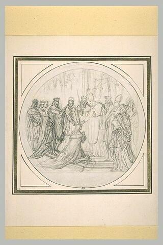 Le sacre de Louis XV