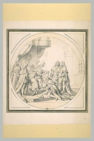 Promotion de chevaliers du Saint-Esprit
