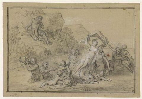Polyphème et Galatée