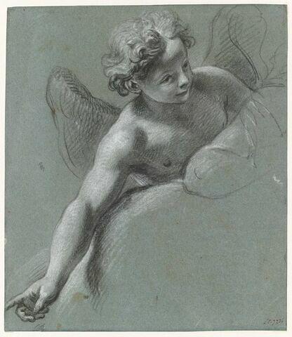 Etude d'ange