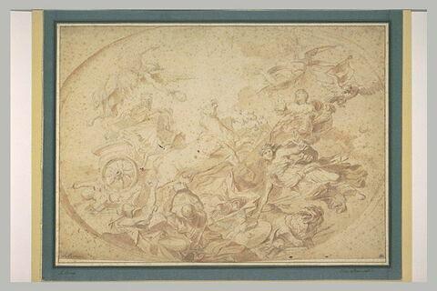 Apothéose de Gustave-Adolphe