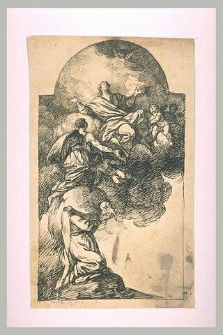 L'apothéose de saint Denis