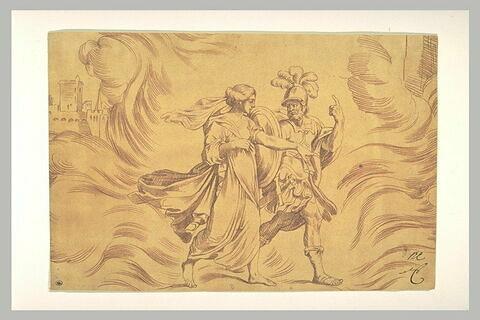 Vénus et Enée