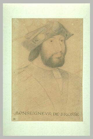 Portrait de Jacques de La Brosse