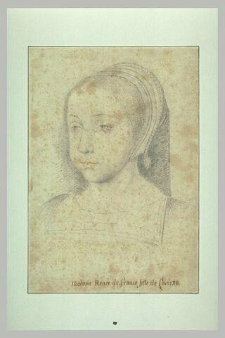 Renée de France, duchesse de Ferrare et de Chartres
