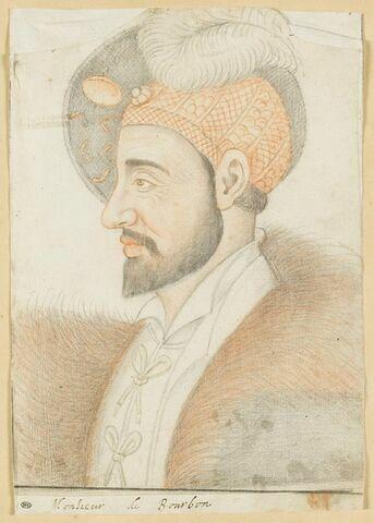 Charles de Bourbon, IIIe du nom, duc de Bourbon, Connétable de France