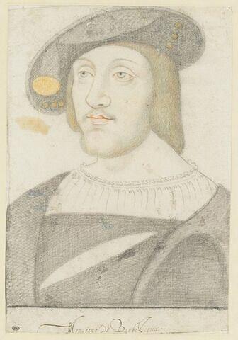 Antoine de la Rochefoucauld, seigneur de Barbezieux, général des galères
