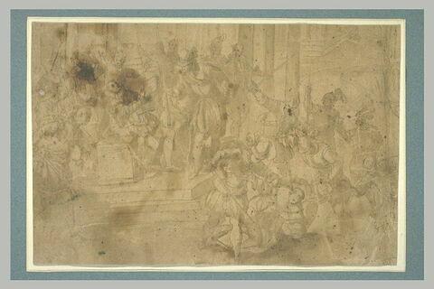 L'assassinat d'Henri III