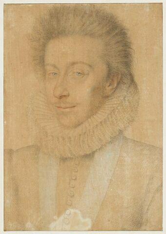 Portrait présumé du Duc de Montpensier
