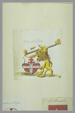Armes de la ville d'Ypres