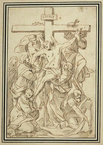 Une Descente de Croix