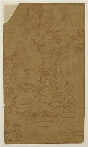 Martyre de sainte Cécile