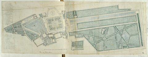 Plan de Fontainebleau