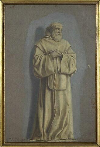 Saint François de Paule, fondateur de l'ordre des Minimes