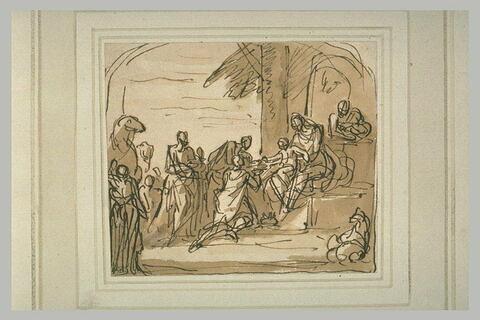 Adoration des Rois