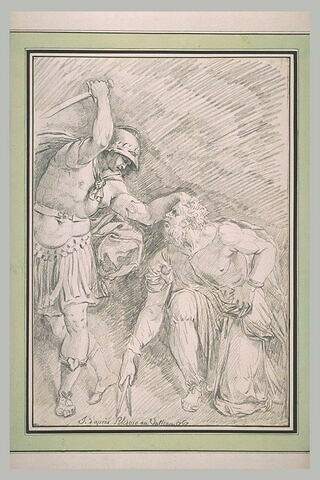 La Mort d'Archimède