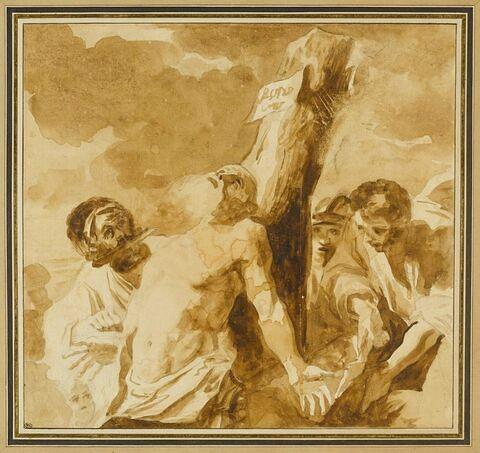 Le martyre de saint Barthélémy