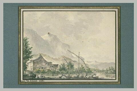 Vue de Bonneville