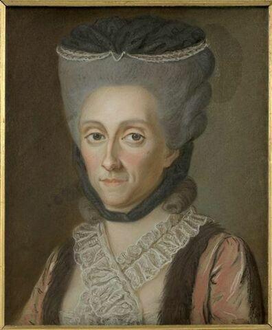 Portrait de femme.