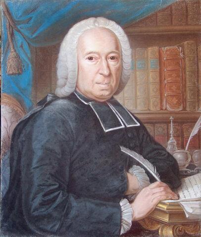 Portrait de Pierre Joseph Alary, membre de l'Académie de l'Entresol entre 1690 et 1770