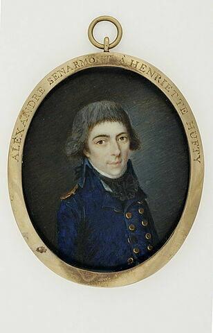 Portrait de Monsieur de Senarmont