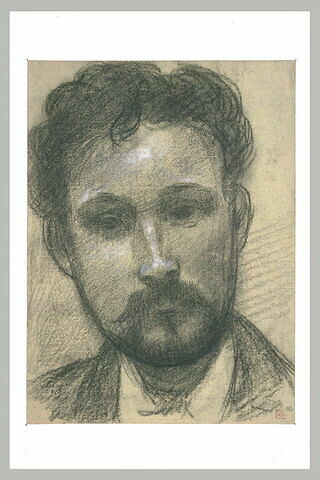 Portrait d'Emile-Alfred Dezaunay