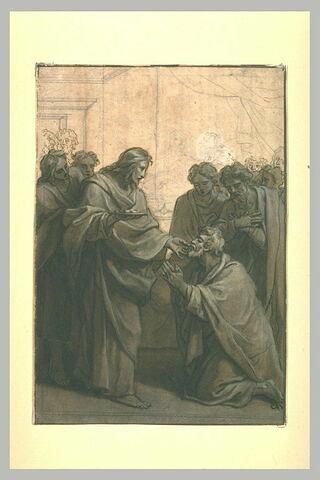 Jésus et ses disciples