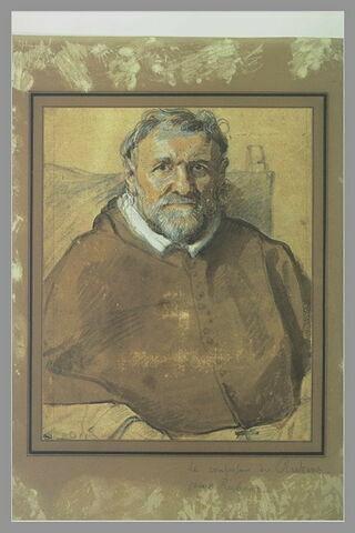 Portrait du Révérend Père Michiel Ophovius, confesseur de Rubens