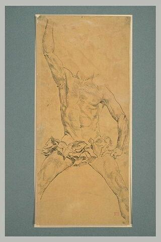 Figure de Bacchus