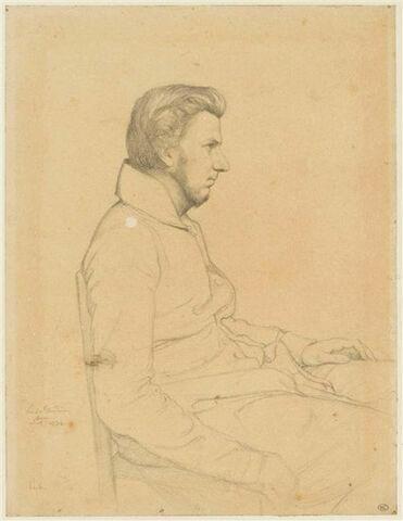 Portrait d'Ambroise Thomas