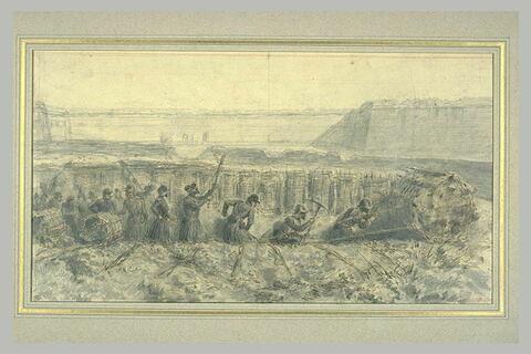 Le siège de Rome