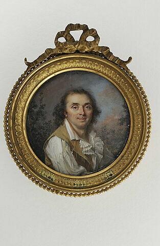 Portrait de Jean-Antoine Houdon
