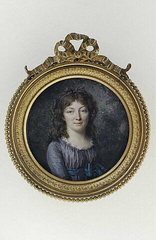 Portrait de Madame Houdon